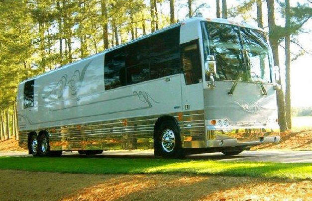 2007 prevost XLII entertainer bus for sale