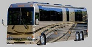 2018 X3-45 Prevost Entertainer Star Bus / Motorhome