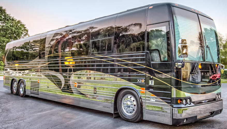 2014 Prevost X3 star bus for sale at Staley Bus Sales