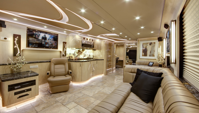 Prevost star bus for sale