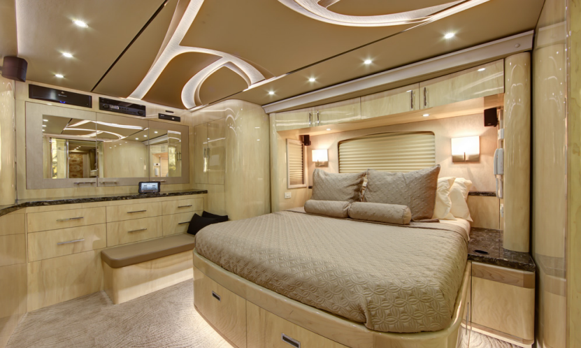Prevost X3 Bus Shell For Sale