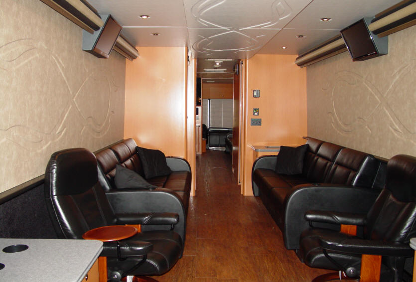2003 45 Ft. Prevost XLII Executive / VIP Bus.