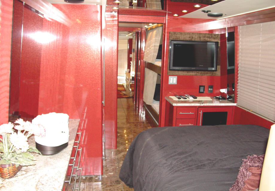 2003 45 Ft. Prevost H3-45 Star Coach # 48998 For Sale at Staley Coach, Nashville, TN
