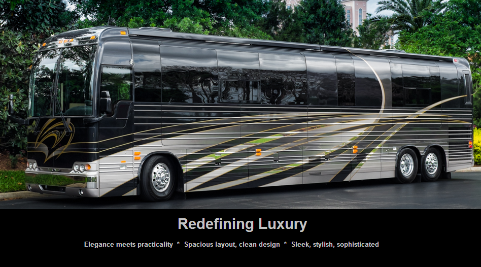 Conversion Example For Motorhome Star Coach