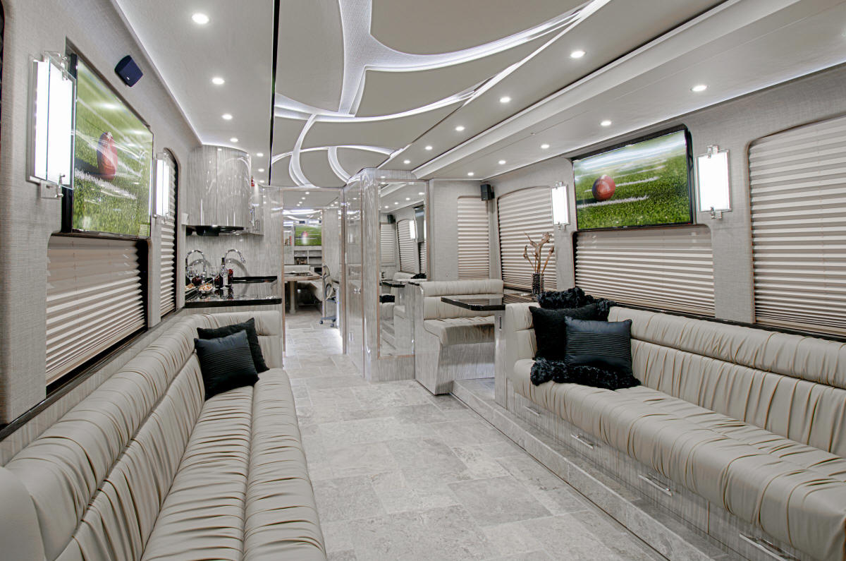 Executive / VIP Bus Florida Coach.