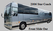 1998 Vanhool Executive / VIP Bus # 49212 For Sale at Staley Bus Sales, Nashville, TN.