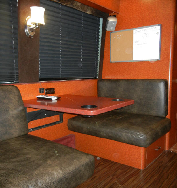2005 Prevost XLII Entertainer Bus # 49226 For Sale at Staley Bus Sales in Nashville, Tennessee.