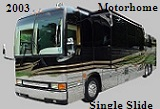 2001 Prevost XLII Entertainer Bus # 49254 For Sale at Staley Bus Sales in Nashville, Tennessee.