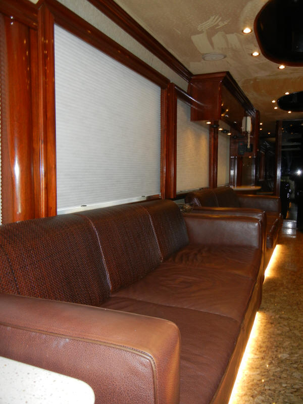 1997 H3-45 Prevost Executive / VIP Bus For Sale at Staley Bus Sales / Staley Coach in Nashville, Tennessee