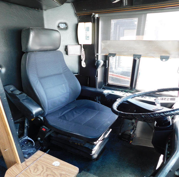1996 Prevost LeMirage XL Entertainer Bus For Sale at Staley Bus Sales in Nashville, Tennessee.