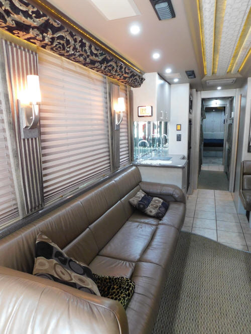 2004 Prevost XLII Star Coach # 49358 For Sale at Staley Bus Sales / Staley Coach in Nashville, Tennessee.