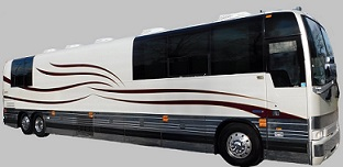 49372 2005 prevost entertainer bus