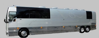 2006 Prevost Entertainer Bus # 49379 For Sale at Staley Bus Sales, Nashville, TN.