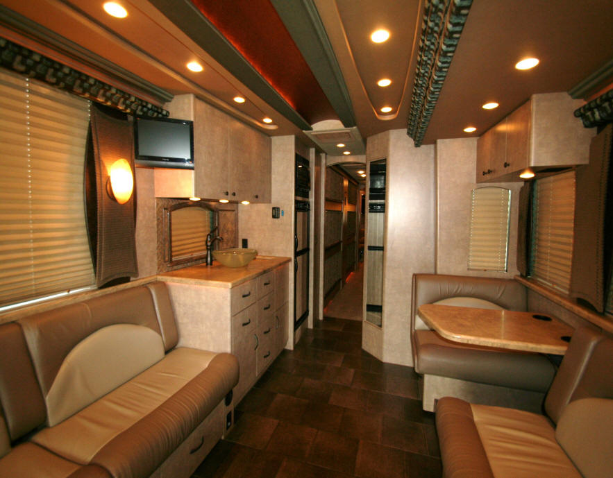 2009 prevost bus for sale frt. lounge
