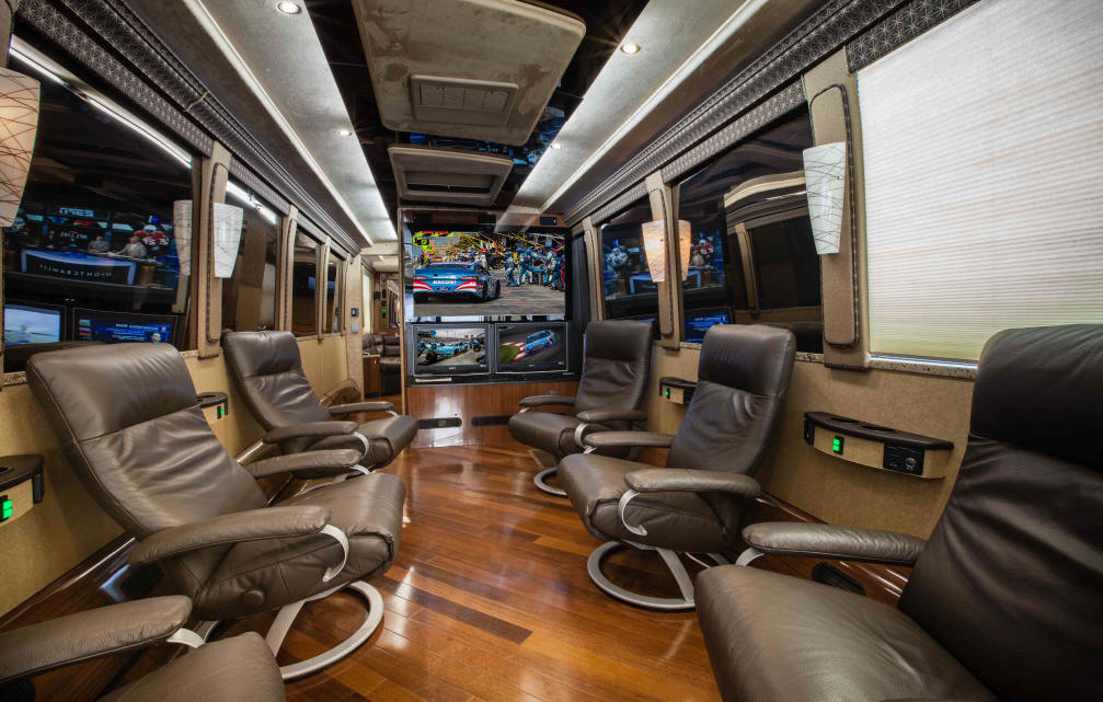 executive bus for sale