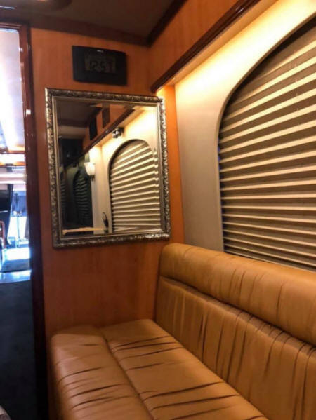 2004 H3-45 Prevost Entertainer Bus For Sale at Staley Bus Sales, Nashville, Tennessee.