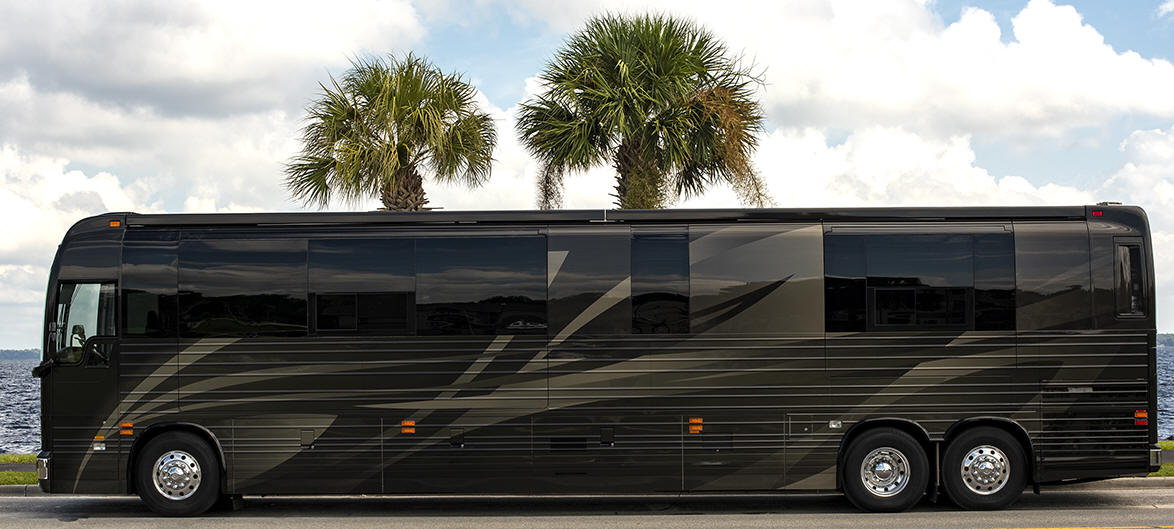 2020 X3-45 Prevost Dual Slide Star Coach / Motorhome # 46421 For Sale at Staley Coach, Nashville, Tennessee.