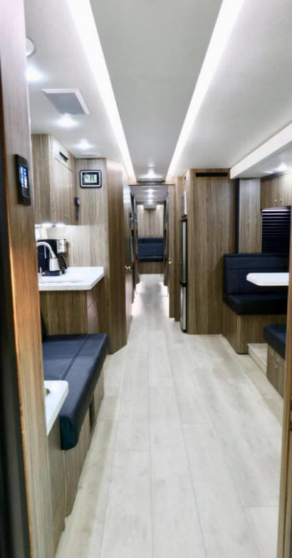 49390  2020 X3-45 Prevost Entertainer Bus For Sale at Staley Bus Sales / Staley Coach, Nashville, Tennessee.