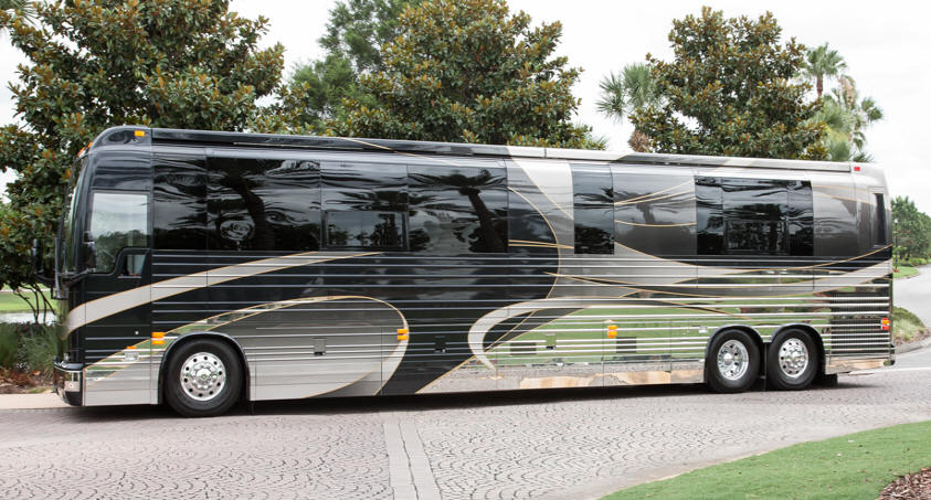 New Prevost X3 Shell for sale