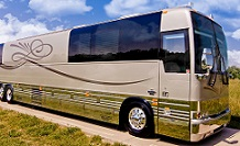 2007 Prevost XLII Entertainer Bus For Sale at Staley Bus Sales / Staley Coach in Nashville, Tennessee.