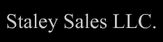 staley sales llc banner
